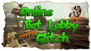 Call of Duty: Black Ops 2 Bot Lobby Glitch [GERMAN TUTORIAL] [PS3/XBOX360]