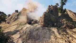 Это T95 музыкальный клип от крекер World of Tanks -_-  #2
