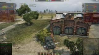 Мастер World of Tanks - Sav m43, 4 уровень, Швеция, ПТ - Лайв Окс