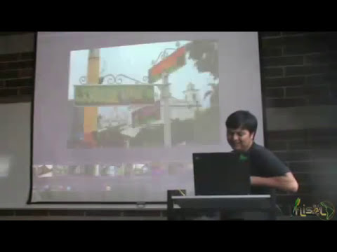 Presentación de Software Libre para niños (Pre-FLISOL 2013 El Salvador)