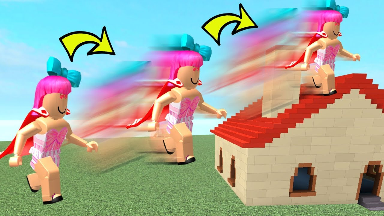 Roblox: RUNNING 999,999 MILES PER HOUR!!!