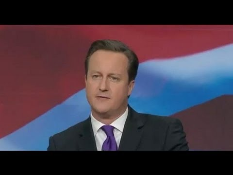 David Cameron's Full Speech at Conservative Party Conference (October 2012)
