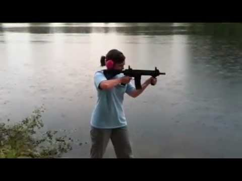 Mississippi Auto Arms Full Auto AR15 with 8.5