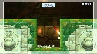Three Dry Bones Gold Medal - New Super Mario Bros. U (31-Up)