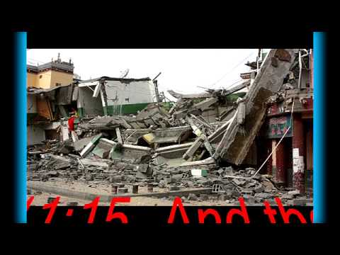 Earthquake Hits China In Qinghai Province