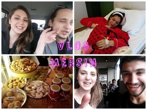 VLOG: Mersin // Arkadaşlarım, Yeni Mekan Keşfi, Mini Alışveriş