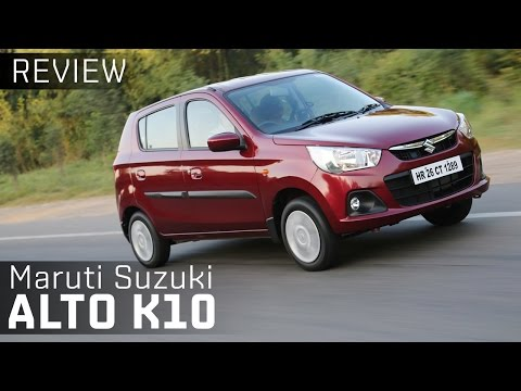 2015 Maruti Suzuki Alto K10 :: Review :: ZigWheels