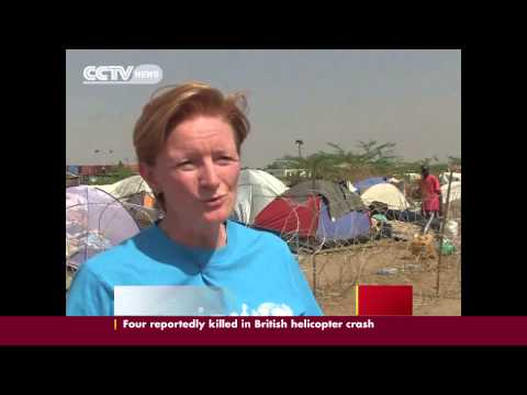 UN: South Sudan is facing a 'humanitarian catastrophe'