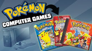 POKEMON GAMES FOR WINDOWS (PC) - Johnstone