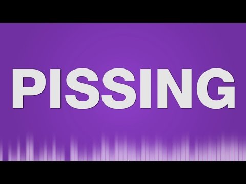 Peeing Pissing Sound Effect - Take A Pee Pinkeln Sounds video