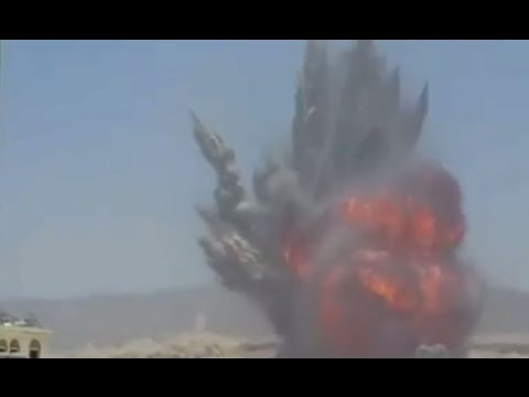 Yemen: Scud missile depot explodes. Shock wave rips through Sanaa