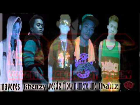 hindi na pwede by. cristine-khenzy-weedz flow ft. 50 cent of step one record