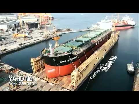 Ship Building SUNGDONG