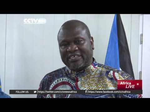 South Sudan Vice President Riek Machar pledges to combat sexual violence