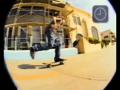 Rodney Mullen By The Beach