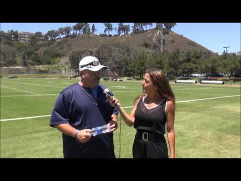John Pagano on Why Dwight Freeney is a good fit for the Chargers