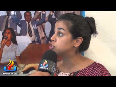 UMADEB 2013  Dia 12-02 - Entrevista Miss. Camila Barros