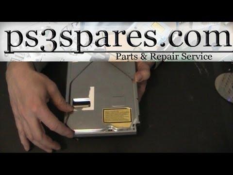 PS3 FAT | 410 ACA Laser Lens Swap