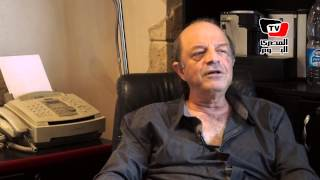 «رمزى»: «مش هنسى مشهد خالد صالح فى ملاكى إسكندرية»