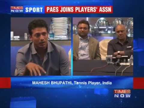 Leander Paes & Mahesh Bhupathi team up off court