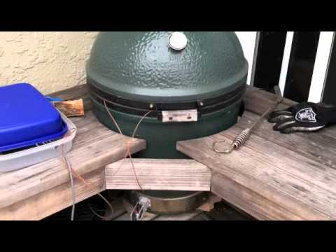 How to make Pulled Pork - Using Stoker and Big Green Egg