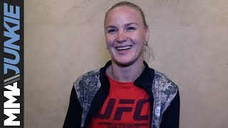 Valentina Shevchenko full interview with MMA Junkie at UFC 242