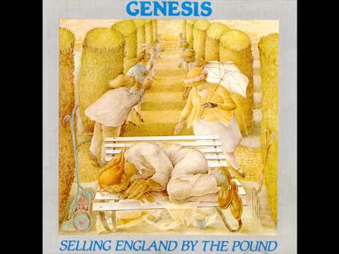 Genesis - Selling England By The Pound (Full Album, Non-Remastered)