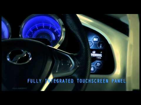 Perodua Alza New Facelift 2014