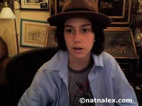 nat wolff now. Firefighters: Nat Wolff