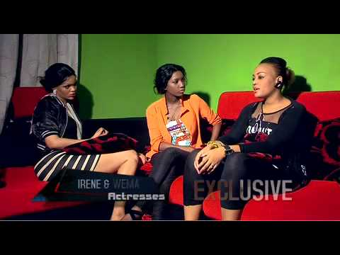Take One Ya Clouds Tv-kajunason Blog Exclusive Irene Uwoya video