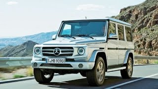 2016 Mercedes Benz G Class Review Official !!