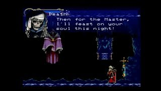 Let's Play Castlevania: Symphony of the Night - Part 16: Death's Door
