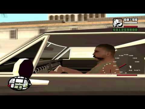 GTA San Andreas Rapido y Furioso Parte Final