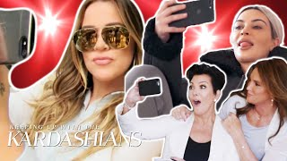 Selfie 101: Presented By the Kardashian-Jenners | KUWTK | E!