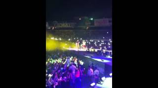 T Pain LIVE in Dominican Republic with Wisin y Yandel part 1
