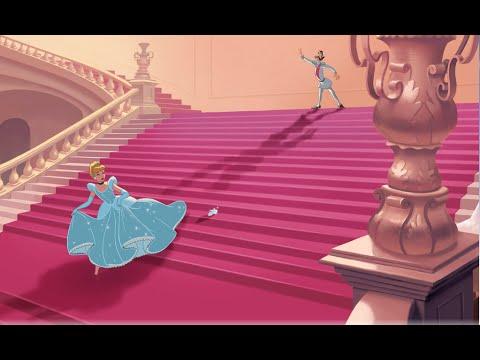 Disney || Cinderella Storybook HD || Disney Cinderella Bedtime Story for Kids