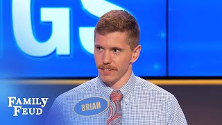 Behind every MUSTACHE... | Family Feud