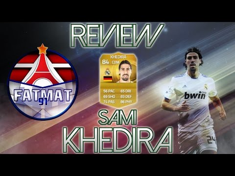 FUT15 | Player Review | Sami Khedira (MDC : 84) ! [FR]