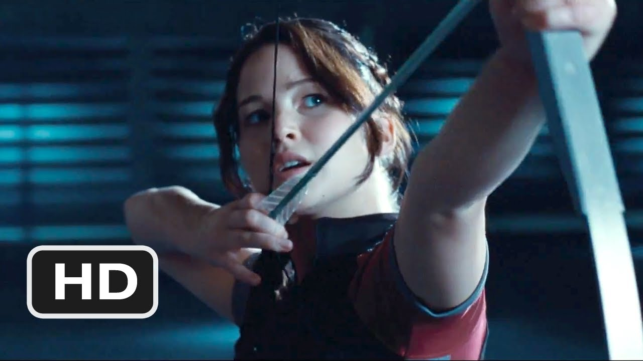 "The Hunger Games - ET Clip ""Shoot the Pig"" HD - Hunger ..."