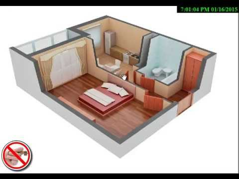 Как сделать с однокомнатной квартиры сделать двухкомнатную квартиру