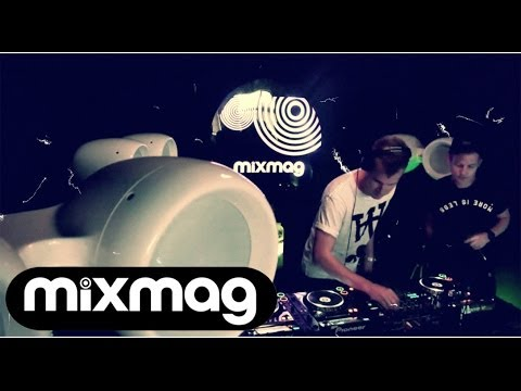 WILKINSON d'n'b set in The Mixmag DJ Lab