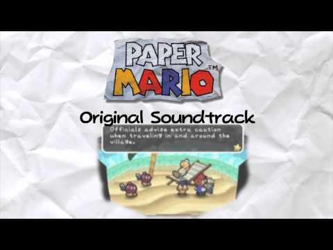 [Music] Paper Mario - Koopa Radio: Golden Oldies