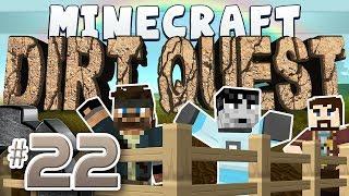 Minecraft - DirtQuest #22 - Dennis Hopper (Yogscast Complete Mod Pack)