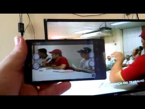 (TUTORIAL) App LG TV Remote. exibir a segunda tela em qualquer aparelho