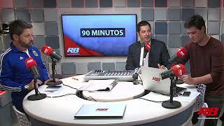 90 Minutos - 18/07/2019 - com Luiz Megale
