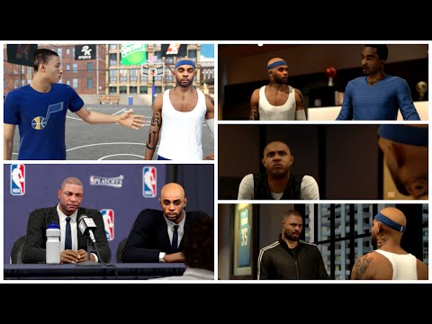 NBA 2K15 PS4 My Career - Making Side Deals During My Free Agency