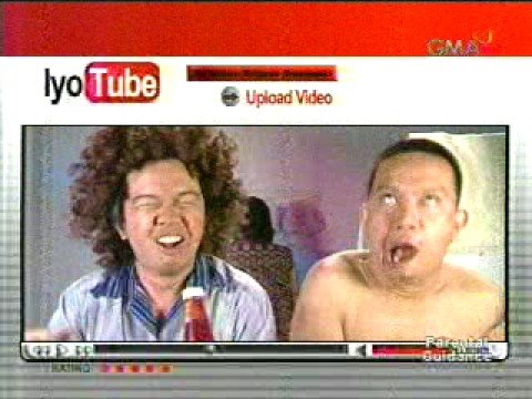 Moymoy Palaboy & Roadfill the Ordertaker (parokya Ni Edgar) July 4, 2008 video