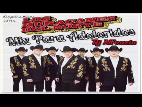 Los Huracanes del Norte Mix 2014 - |Para Adoloridos| - DjAlfonzin