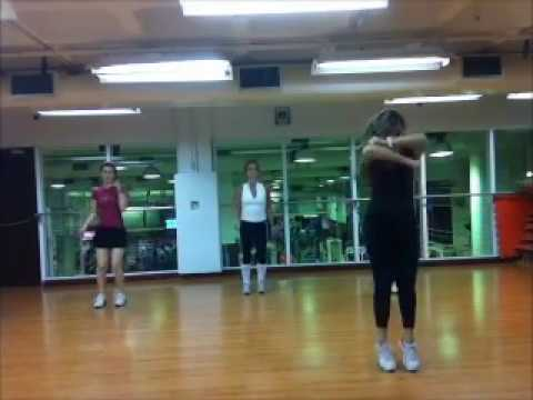 Zumba Rafaelly.wmv video