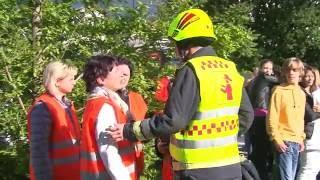 Antincendio - comportamento in caso d'incendio